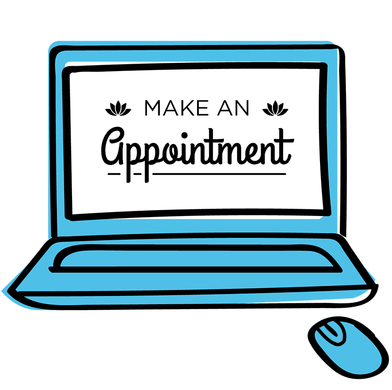 make an appoint